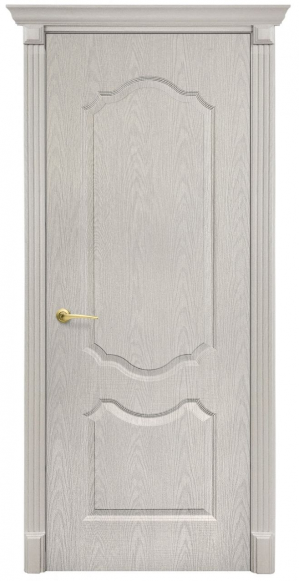 Межкомнатные двери анастасия беленый дуб